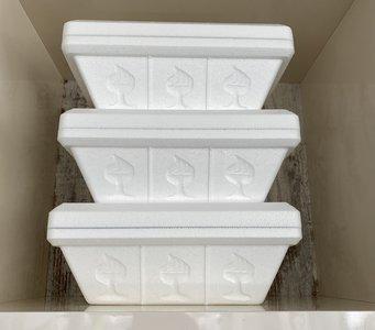ISO box - 1 liter (keuze uit 2 smaken)